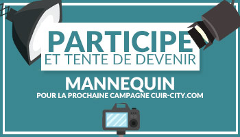 Participe au casting photo cuir city