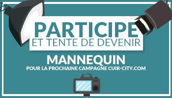 Participe au casting photo cuir city